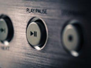 Musik zum greifen Nah